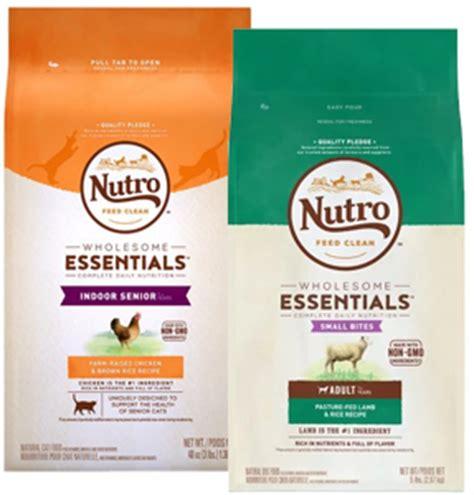 petsmart free bag of food free bag of nutro or cat food at petsmart tbn