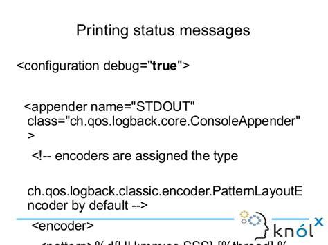 logback pattern class name logging with logback in scala
