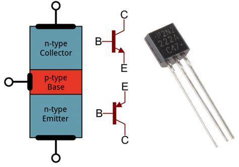 bjt transistor in transistors learn sparkfun