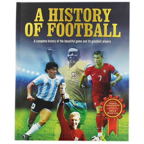 A History a history of football football books at the works