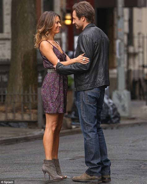 nudo locations david duchovny films scenes with natalie zea for new