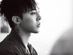 biography g dragon bigbang photos elle korea website update with g dragon 2016 08