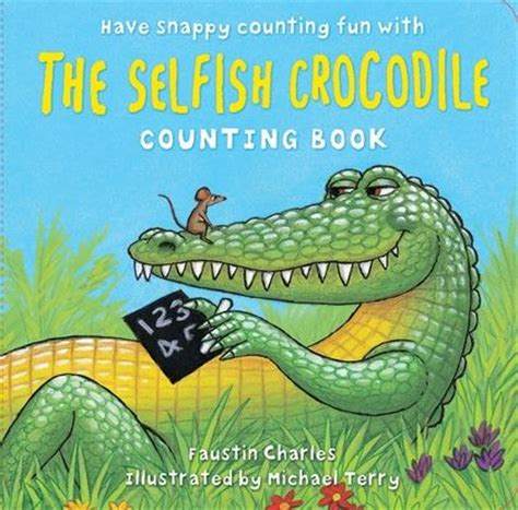 Counting Board Book the selfish crocodile counting board book faustin charles