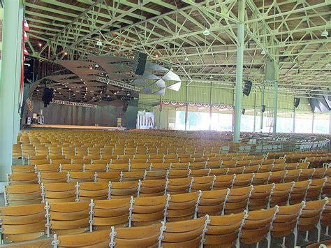 Tanglewood Koussevitzky Shed Lenox Ma by New Photos August 2006