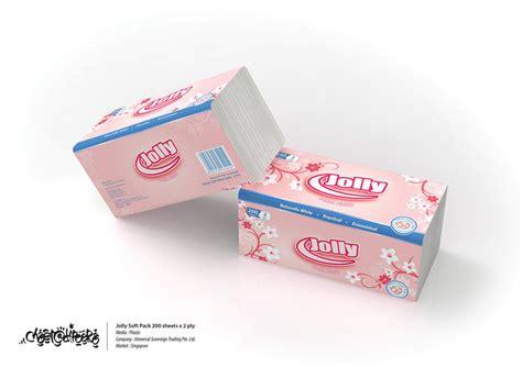 Jolly Tissue tissue jolly soft pack 200 sheets by chaeradipura on