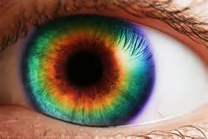 rainbow colored contacts we are the remnants callie deviantart