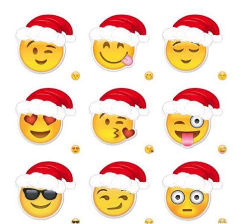 emoji christmas emoji merry christmas christmas decore