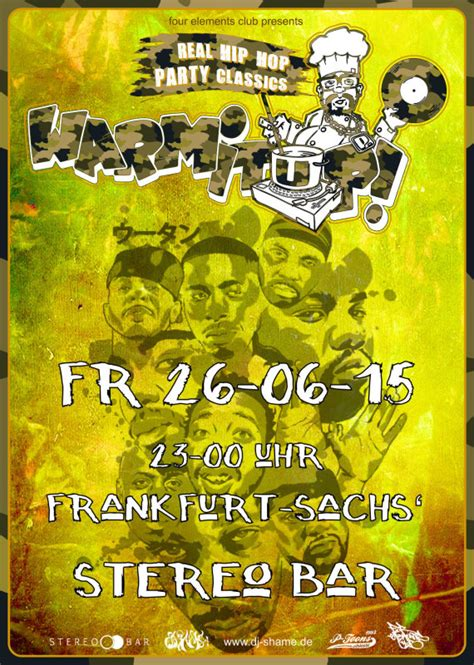 Kredenzen Synonym by Warm It Up 08 Real Hip Hop Classics In