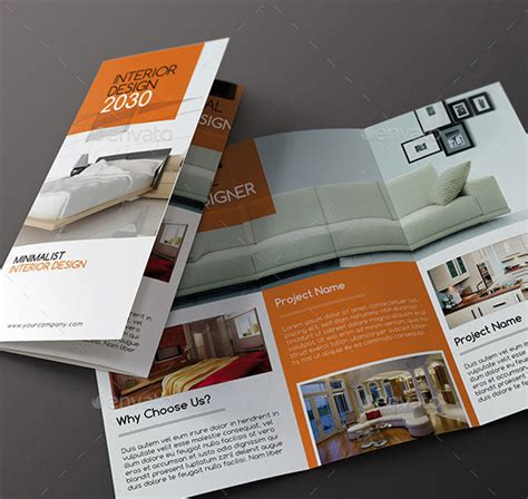 brochure interior design 20 amazing interior design brochure templates pixel curse