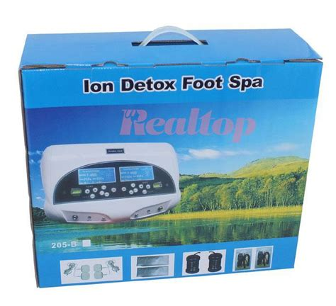 Where Can I Buy A Detox Foot Spa by 2 Person Foot Spa Machine Ion Cleanser Detox Machine Dual