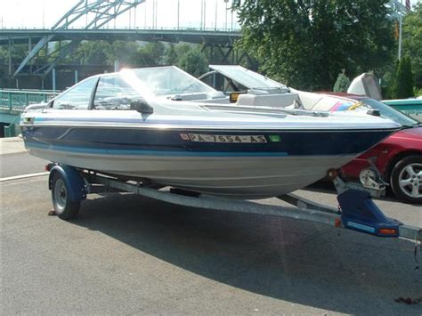 volvo boat bayliner boat with volvo inboard motor 171 all boats