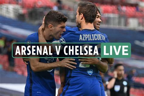 arsenal  chelsea fa cup final   score stream