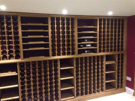 wine rack storage oak wine racks made to order hardwood individual wine