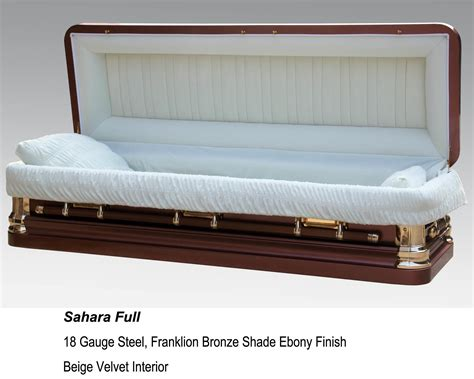 Aurora Full Couch Caskets Pictures To Pin On Pinterest