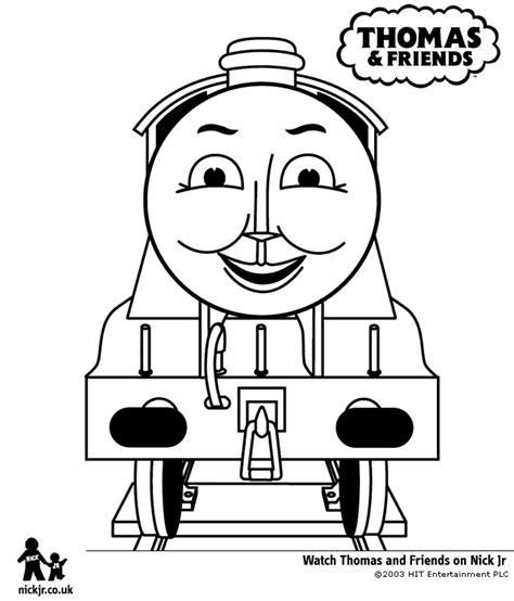 coloring pages gordon train thomas the train coloring pages