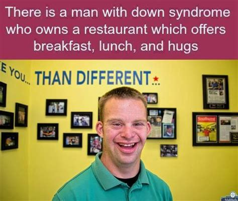 Funny Down Syndrome Memes - cool man with down syndrome funny pictures quotes