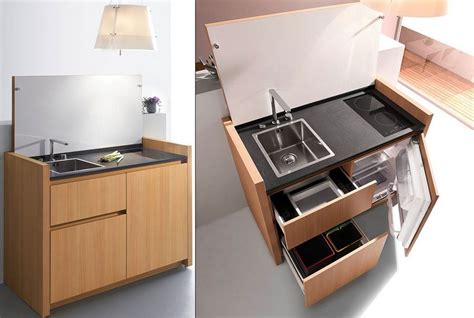 Mini Kitchen Cabinets by 3 All Inclusive Mini Kitchen Sets For Tiniest Areas Home