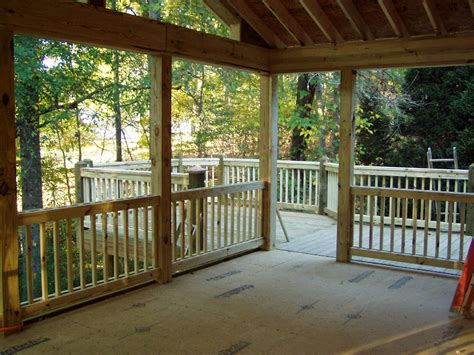 outdoor screen room with floor springtime means porch time answers to your most faqs