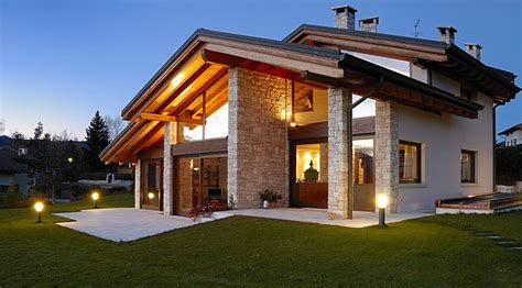 costo costruzione casa al grezzo architettura ecosostenibile le in legno