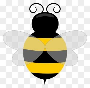 bee clipart transparent png clipart images