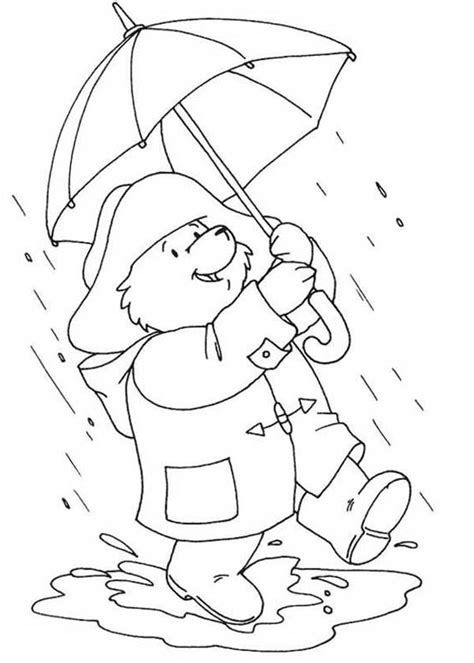 rainy day coloring pages free printable rainy day coloring pages to download and print for free