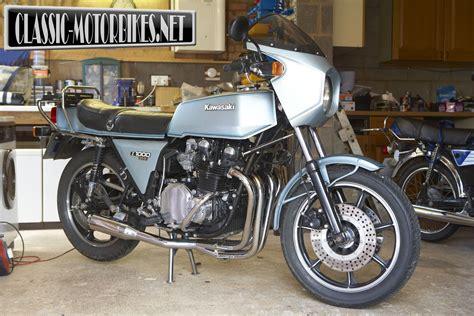 Kawasaki Z1r by Kawasaki Z1r Restoration Classic Motorbikes