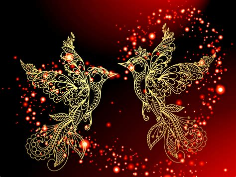 design art love love birds cool art design download wallpapers page