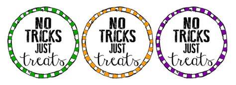 No Tricks All Treats by No Tricks Just Treats Jar