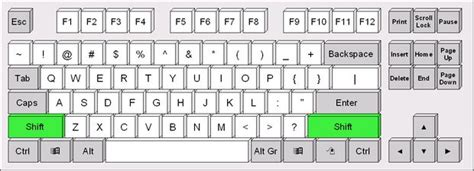keyboard layout test mastering 10 fingers typing touch typing 1