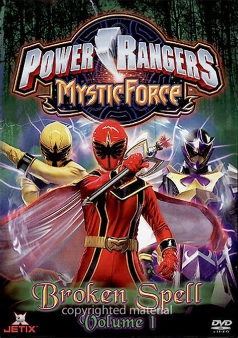 Mythic Volume 1 power rangers mystic volume 1 dvd 2006 dvd empire