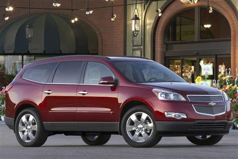 2011 chevrolet traverse used car review autotrader