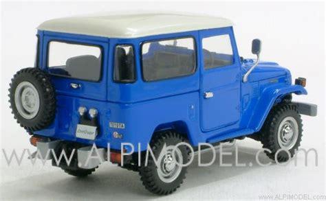 Ebbro Land Cruiser 1 ebbro 43405 toyota land cruiser fj40v blue 1 43