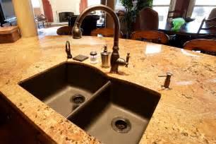 Undermount Composite Granite Kitchen Sinks