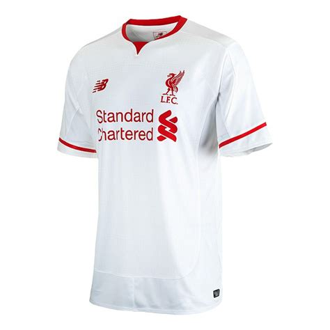Liverpool Tshirt Distro Hes Back liverpool launch new away kit for 2015 16 daily mail