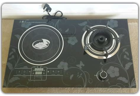 Combination Gas And Induction Cooktop ae ih induction cookers geysers delivered from r649