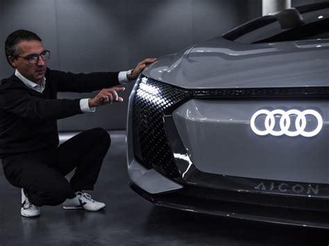 Audi 80 Länge by Mẫu Xe Aicon Concept được Trang Bị C 244 Ng Nghệ Chiếu S 225 Ng C 243