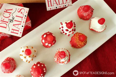 christmas ornament oreo cookie balls spot of tea designs