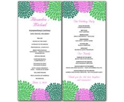 sweet sixteen program template sweet sixteen program templates pictures to pin on