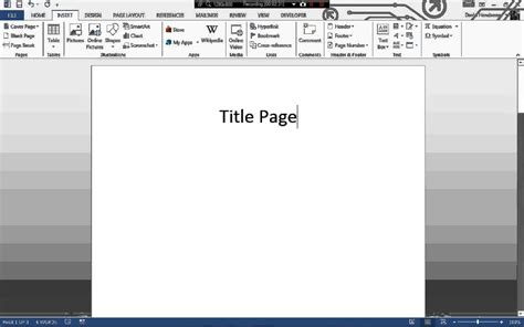 turabian template for word formatting page numbers for turabian 8th ed using