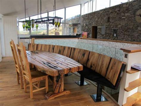Reclaimed Railway Sleepers Scotland by Three Glens Farmhouse With Railway Sleeper Furniture