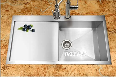 Kitchen Sink Material Comparison Kitchen Sink Comparison Kitchen Sink Materials Comparison Smart Home Kitchen 60 40 Granite