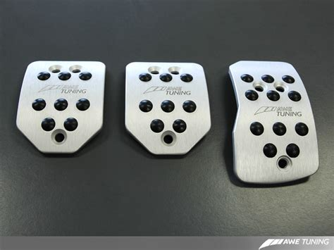 Pedal Gas Isoka Tranformer Silver goodspeed performance lab awe tuning sport pedal covers