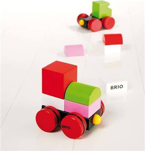 le brio brio train empilable magn 233 tique