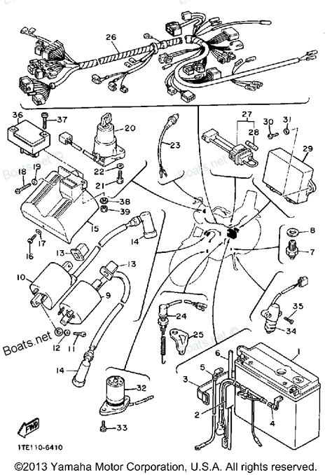 yamaha rxz wiring diagram yamaha just another