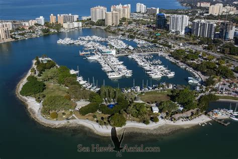service sarasota fl seahawkaerial sarasota florida downtown aerial photo 9 of 22 seahawkaerial