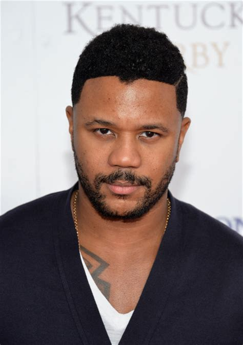 malik the game haircut hosea chanchez pictures 140th kentucky derby arrivals
