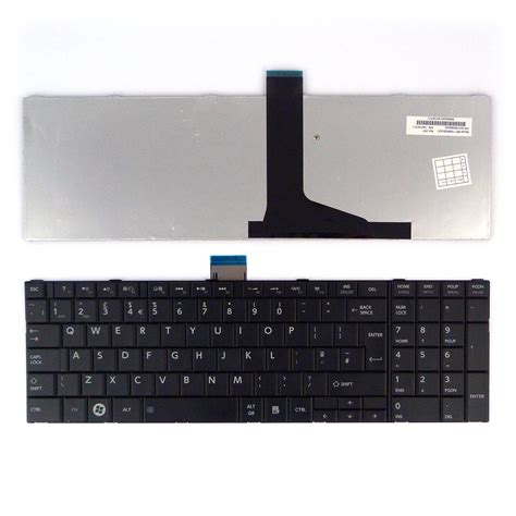 toshiba satellite l850 st2n02 l850 st2nx1 uk laptop keyboard ebay