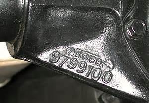 Pontiac 10 Bolt Rear End Identification 1969 Pontiac Gto Ram Anyone Tell Me Block