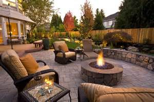 Great Patio Designs Great Patios Courtyards And Outdoor Livingrooms Paver Brick Flagstone Patio Designs