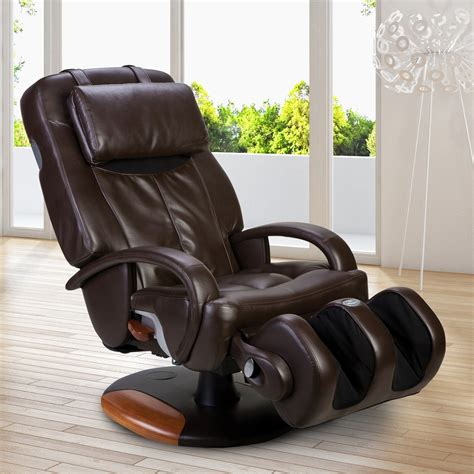 armchair massage sharper image human touch massage chair reviews chairs